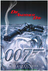 DIE ANOTHER DAY MOVIE POSTER Original SS 27x40 Advance Style +Bns JAMES BOND