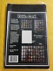 Fulda Card Top Loader Storage and Display Sheet for 3x4 Inch Top Load 250 in Box