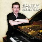 Sandy Meldrum - Scottish Piano Fusion - CD - New