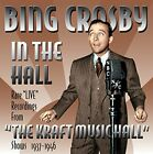Bing Crosby - In the Hall - CD - New