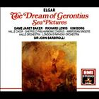 ELGAR: THE DREAM OF GERONTIUS; SEA PICTURES USED - VERY GOOD CD
