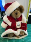 BOYDS BEARS WINTER VERONICA BEARSKOV PLATINUM EDITION 2000