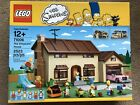 Lego 71006 The Simpsons House New In Factory Sealed Box
