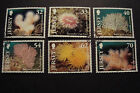 GB Jersey 2004 Commemorative Stamps Corals Very Fine Used Set UK Seller