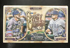2017 Topps Gypsy Queen Baseball Hobby Box New Sealed Unopened 2 Autos Box
