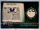 2004 Artbox Harry Potter and the Prisoner of Azkaban Trading Cards 21