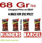 Mexican Chips Runners Barcel 4 items Chili Hot FAST FREE SHIPPING