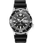 Seiko Prospex Monster SRPD27 Black Dial Automatic Diver Watch