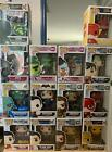 FUNKO POP DC COMICS HEROES LOT (COMPLETE YOUR COLLECTION) (NEW) (EXCLUSIVES)