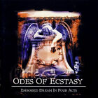 Odes Of Ecstasy cd Embossed Dream In Four Acts NEW Seal 1999 OOP Symphonic Metal