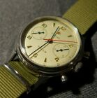 1963 Pilot Watch Sea Gull ST1901 Movement Mechanical Chronograph D304