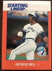 1988 Kenner Starting Lineup George Bell Toronto Blue Jays**NM-NM to Mint