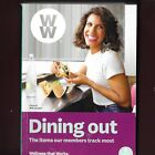 WeightWatchers NEW WW Shopping and Dining Out Guide and 3 Weekly Trackers