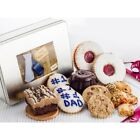 Dulcet Gift Baskets Happy Fathers Day Gourmet Daddy Dessert Box