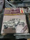 Repair Manual Haynes 36054 Ford pickups bronco 1973 1979