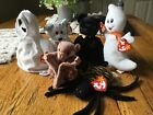 ty beanie babies spooky bat spinner and sheets beginning and end