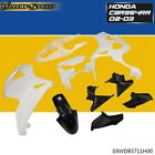 9* ABS Plastic Unpainted Bodywork Fairing Kit For 2002 2003 HONDA CBR954RR