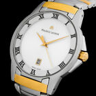 MAURICE LACROIX MIROS 18K/750er GOLD/STAHL SAPPHIRE BICOLOR SWISS MADE UHR 69848