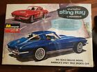 1/8 scale model KIT MONOGRAM 1965 Chevrolet Corvette Sting Ray