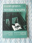 Ellery Queens Mystery Magazine No 25 May 1955 Agatha Christie Rex Stout