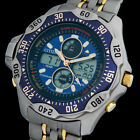 CITIZEN PROMASTER TITANIUM GMT THERMOMETER ALARM CHRONOGRAPH ANALOG-DIGITAL UHR