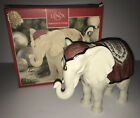 Christmas Lenox First Blessing Nativity Elephant Figurine With Box