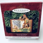 Hallmark Ornament Vintage 1999 Favorite Bible Stories #1 David and Goliath