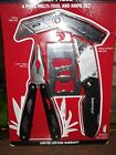 Sheffield 4 Piece Multi Tool and Knife Set Blades Included Brand New