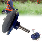 Grinding Cuts Faster Blade Lawn Mower Sharpener Universal Rotary Drill