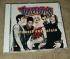 TOILET BOYS cd SINNERS AND SAINTS free US shipping