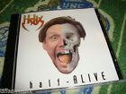 HELIX brian vollmer cd HALF ALIVE  free US shipping
