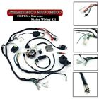 US ATV Wiring Harness Wire Loom CDI Electric Stator Kit for 150CC 200CC 250CC