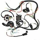 Complete Electrics Stator Coil CDI Wiring Harness for 4 Stroke ATV 150cc 250cc