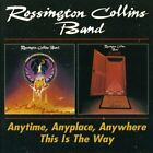 Rossington Collins Band - Anytime Anyplace Etc/This Is - Double CD - New