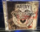 Mayday!, Mayday - Take Me to Your Leader CD set Tech N9ne - Klusterfuk EP rare