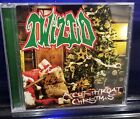 Twiztid - A Cut Throat Christmas CD rare insane clown posse psychopathic rydas