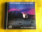 In Square Circle by Stevie Wonder (CD, Motown/BMG Direct) 1st Edition