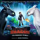 New How to Train Your Dragon The Hidden World Original Soundtrack CD John Powell