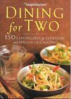 Weight Watchers Dining for Two 150 Recipes Paperback 2004
