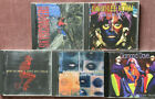 5 David Lee Roth Solo CDs Eat 'Em and Smile Diamond Dave, Skyscraper More