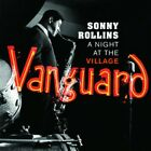 Sonny Rollins - A Night At The Village Vanguard SEALED NEW CD