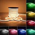 12V Flexible LED Strip Light Waterproof Sign Neon Lights Silicone Tube 1 5M Lamp