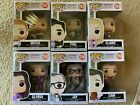 Funko Pop! Television Set: Modern Family Phil, Claire, Gloria, Jay, Mitch, Cam!