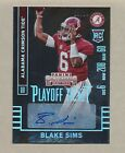 2015 Panini Alabama Crimson Tide Collegiate Trading Cards 22