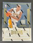 2017 18 Panini Dominion Basketball Factory Sealed Hobby Box