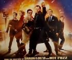 THE WORLDS END one Blu ray Disc SIMON PEGG Apocalyptic BEER DRINKING COMEDY