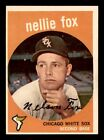Nellie Fox Cards and Autographed Memorabilia Guide 9