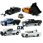 Greenlight 46040 Dually Drivers Series 4 Complete Set of 6 Diecast Trucks 164