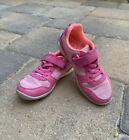 Stride Rite Made 2 Play Avery Kids Shoe Size 115M Pink Girls Velcro