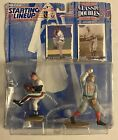 Vintage 1997 Starting Lineup Classic Doubles Greg Maddux Braves Cy Young Red Sox